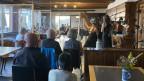 Konzert von Musikstudierenden im Hotel Bergsonne.