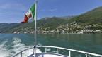 Für die Schifffahrt auf dem ganzen Lago Maggiore ist die italienische Gesellschaft NLM zuständig.