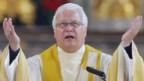 Der St. Galler Bischof Markus Büchel denkt offen über eine Lockerung des Pflichtzölibats nach