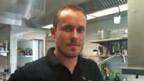 Tobias Funke kocht in seiner Gourmet-Küche uralte Schweizer Rezepte.