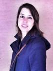 Nadja Baldini, die 1. Inhaberin eines Kunstlehrstuhls an einer Berufsschule.