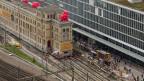 Das verschobene Gebäude in Oerlikon ist eines von vielen in der Schweiz, welches der Oltner Firma «Swiss Prime Site» gehört.