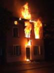 Kein normaler Brand: In Sissach wurde der beliebteste Treffpunkt Opfer der Flammen.
