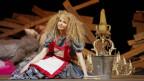 «Lustvoll» oder «kitschig»? An der Inszenierung von «La Cenerentola» im Stadttheater Bern scheiden sich die Geister, bzw. die Theaterkritiker.