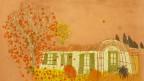 Der Khakibaum von Marco Richterich. Ihn hat die Stadt doppelt, andere Kunstwerke findet sie hingegen gar nicht mehr.