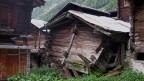 Der Zerfall der Häuser im Ortskern von Blatten soll gestoppt werden.