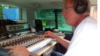Audiotechniker Stephan Schneider und seine Kollegen sorgen für den guten Ton.