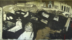 Für kurze Zeit sichtbar: Varlins berühmtes Wandbild
