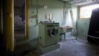 Die Waschmaschine steht in Bottighofen (TG) am Abend still.