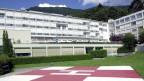 Das erste Babyfenster des Tessins im Spital Bellinzona.