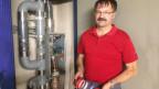 Alte Technologie für moderne Spitäler: Werner Hunziker, Leiter Betriebsunterhalt am Bürgerspital Solothurn