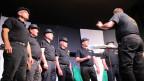 Der Männerchor aus dem aargauischen Burg: Dank toller Show keine Nachwuchssorgen