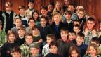 Ein Höhepunkt im Luzerner Kinderparlament: Besuch von First Lady Hillary Clinton.
