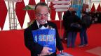 Seit fast 20 Jahren verkauft Peter Wetzel Programmhefte.