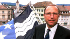 Peter Beyeler ist vor 13 Jahren in den Aargauer Regierungsrat gewählt worden.