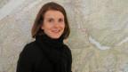Die 33-jährige Sarah Galatioto präsidiert den SAC Sektion Bern.