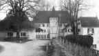 Das Schloss Brestenberg war einst ein stattliches Anwesen.