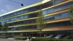 Zu wenig Parkplätze vor dem Uni-Kinderspital in Basel.