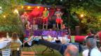 Unterhaltung im eigenen Garten: «Le son d'été» macht's möglich.