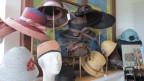Strohhüte aus dem Onsernonetal