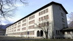In der alten Militärkaserne in Losone/TI will der Bund ab Ende Oktober mehr als 150 Asylbewerber unterbringen.