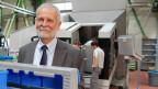 Firmenchef Ralph Liechti setzt auf den Standort Langnau.