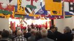 Das Fest für die neue Landrats-Präsidentin in Diegten/BL: Myrta Stohler erhielt nur ein Sechstel des Budgets für ihre Feier.