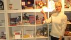 Stefanie Stadermann in ihrem «Einfach» Laden.
