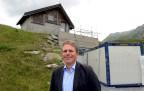 Peter Binz amtet seit 2010 in Medel.