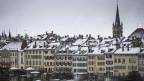 Weniger Denkmalschutz im Kanton Bern - hier der Blick auf die Unesco-geschützte Altstadt von Bern.