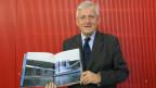 Noch heute begeistert von der Landesausstellung: der ehemalige Stadtpräsident von Biel, Hans Stöckli.