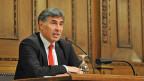 Der Basler Regierungsrat Christoph Eymann wehrt sich.