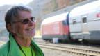 26 Jahre lang hielt er durch - jetzt ist Schluss: Ueli Pfister, der private Stationshalter in Tecknau/BL.
