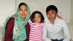 Die Familie Jafari ist von der Kürzung der Sozialhilfe betroffen.