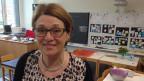 Regina Meyer unterrichtet am Kindergarten in Windisch - sie stammt ursprünglich aus Baden-Würtemberg.