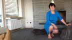 Anita Zimmermann in einem Zimmer des «Geilen Blocks».
