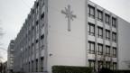 Unruhe und Klagen haben sich nicht gelegt: Das neue Scientology-Hauptquartier beschäftigt die Basler Polizei.