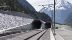 Der Neat-Basistunnel soll auch der Tessiner Wirtschaft nützen