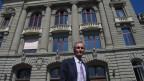 Christoph Pappa von der Universität Bern