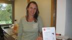 Ina Gartmann - Leiterin der Heilsarmee-Regionalstelle Bolligen