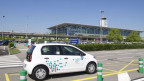 Catch a Car Auto beim Basler Flughafen
