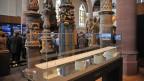 Blick in das Historische Museum in Basel.