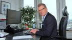 SVP Baudirektor Heinz Tännler