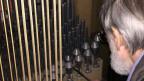 Armin Hauser am Orgel-Stimmen