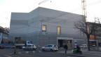 Blick auf den Anbau des Kunstmuseums Basel.