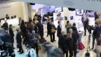 Immer grössere Delegationen: am WEF - und in Davos - wird es langsam eng.