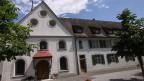 Wird zum «Altersheim» für Benediktinerinnen: Das Kloster Sarnen.