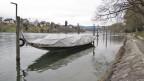 Wer sich für einen Bootspfosten interessiert, muss künftig pro Jahr 30 Franken zahlen.
