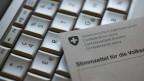 Schon bald auch in Basel möglich: abstimmen und wählen per Computer.