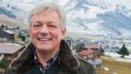 Beat Roeschlin ist seit einem Jahr Gemeindepräsident von Tujetsch/GR.